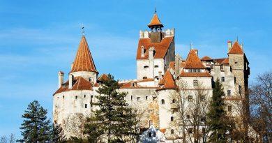 Castillo de Dracula Transilvania