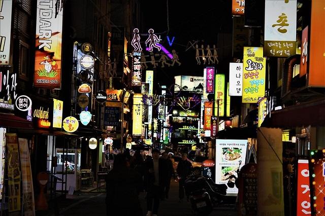 Cenar-en-las-calles-de-Busan