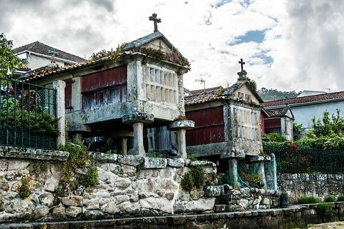 Combarro-Pontevedra