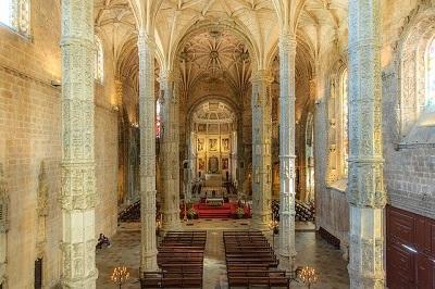 El-monasterio-de-los-Jeronimos