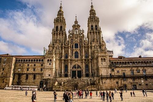 Galicia-Catedral-de-Santiago-de-Compostela