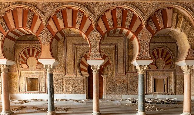 Medina-Azahara-Cordoba