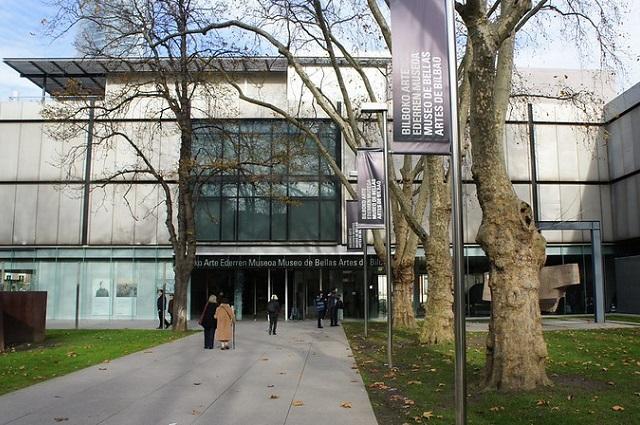 Museo-de-Bellas-Artes-de-Bilbao