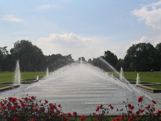 Nordpark-Dusseldorf