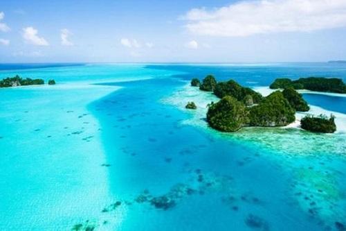 Oceania-Palau-Micronesia