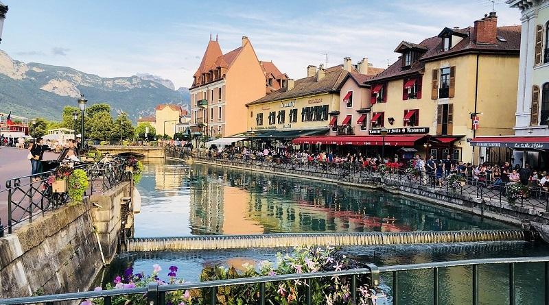 Que Ver y Hacen en Annecy