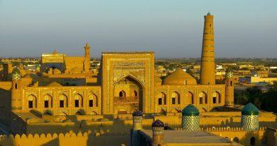 Uzbekistan Khiva