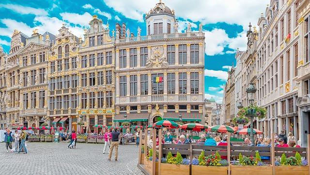 bruselas-grote-markt