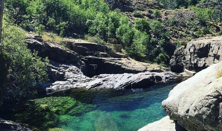 Canyoning à Corte : Canyon du Zoicu