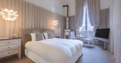 Los 5 hoteles más románticos de Aix-en-Provence
