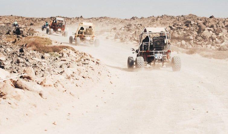 Los lugares para ir en quad o buggy en Fuerteventura