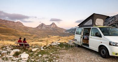 Montenegro en autocaravana: alquiler, asesoramiento, zonas, rutas