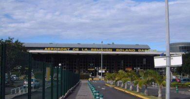 Traslado entre el aeropuerto de Reunión y el resto de la isla.
